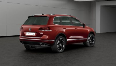 Volkswagen Touareg Executive Edition 8