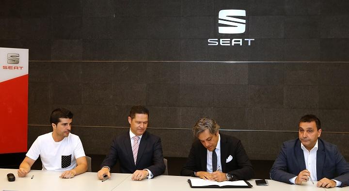 acuerdo convenio SEAT