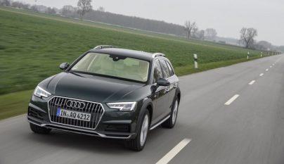 Audi A4 Allroad 2016 1