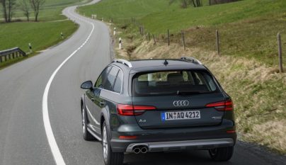 Audi A4 Allroad 2016 4