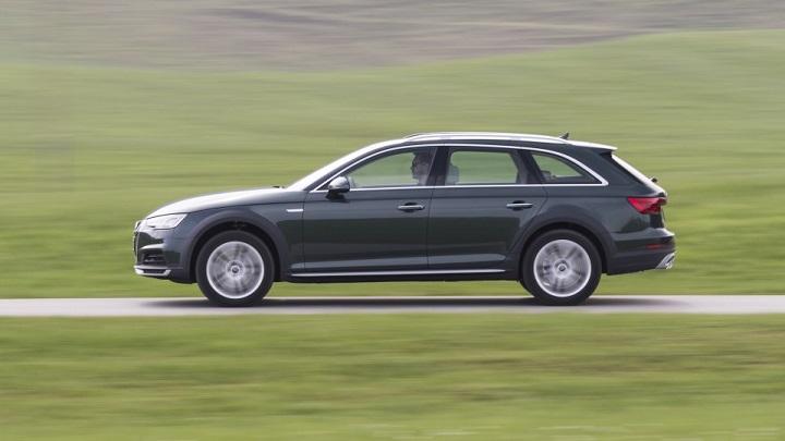 Audi A4 Allroad 2016 5