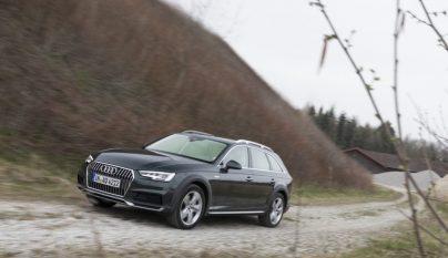Audi A4 Allroad 2016 6