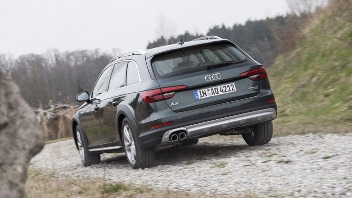Audi A4 Allroad 2016 7