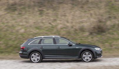Audi A4 Allroad 2016 8