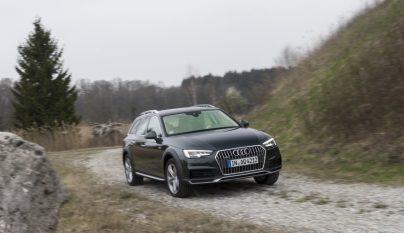 Audi A4 Allroad 2016 9