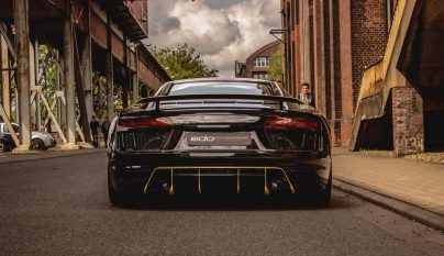 Audi R8 V10 Edo Competition 5
