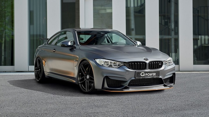 BMW M4 GTS G-Power 1