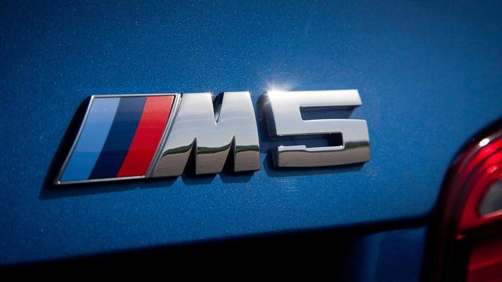 BMW M5 logotipo