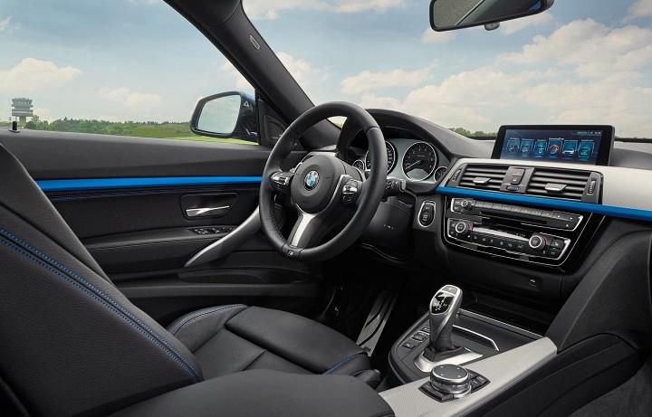 BMW Serie 3 Gran Turismo interior
