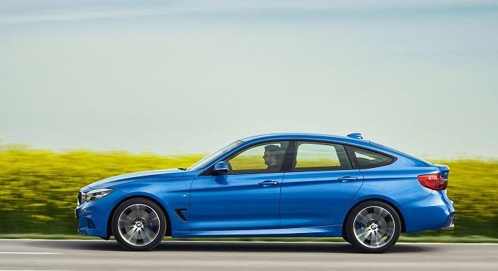 BMW Serie 3 Gran Turismo lateral