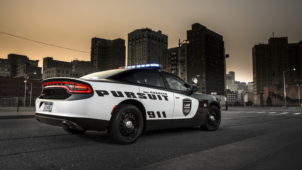 Dodge Charger Pursuit 4