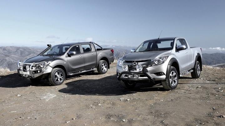 Mazda Isuzu