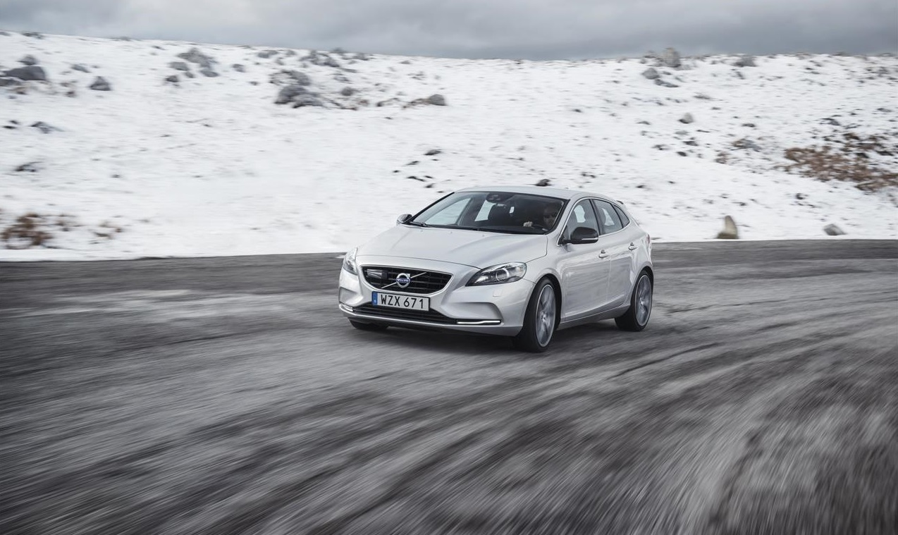 Volvo V40 y V40 Cross Country 10