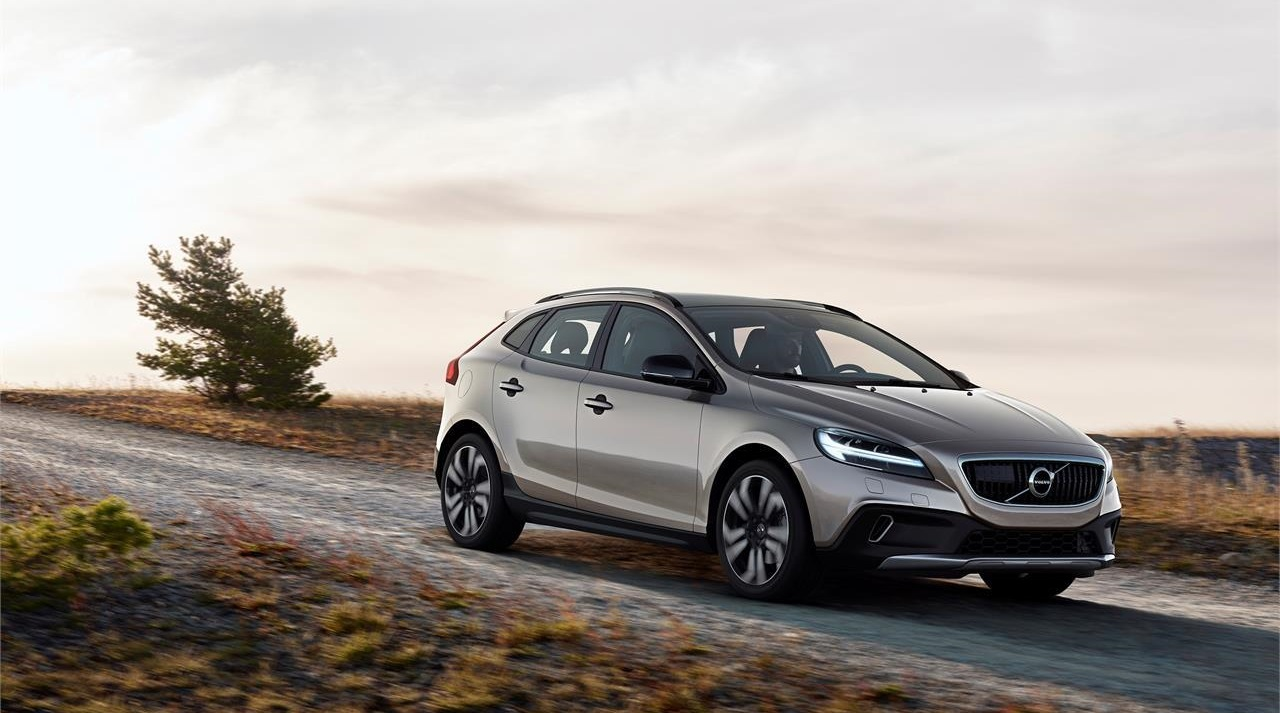 Volvo V40 y V40 Cross Country 19