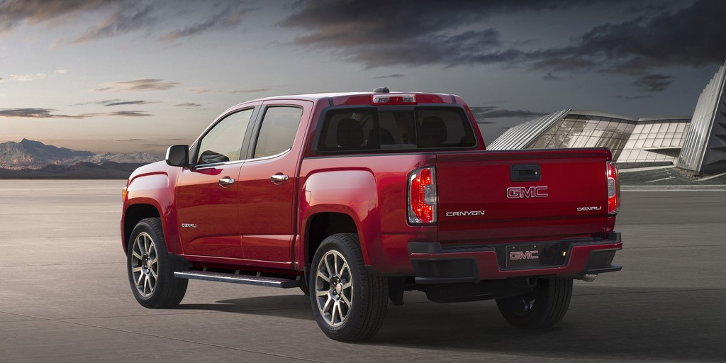 2017 GMC Canyon 3