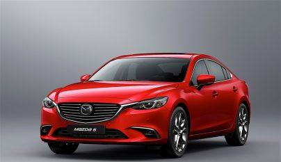 2017 Mazda6 3