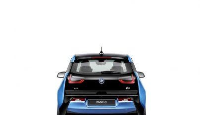 BMW i3 Protonic Blue 2