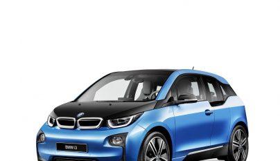 BMW i3 Protonic Blue 4
