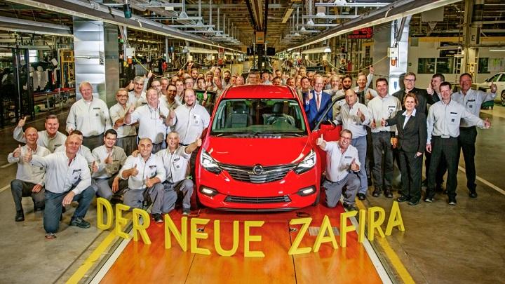 Der Neue Zafira