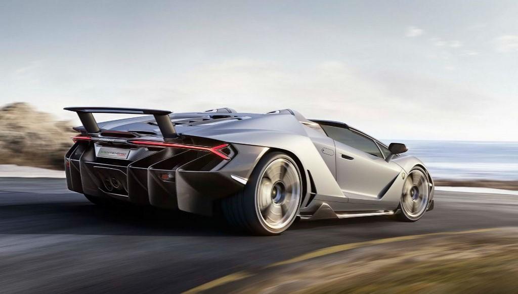 Lamborghini Centenario Roadster 7