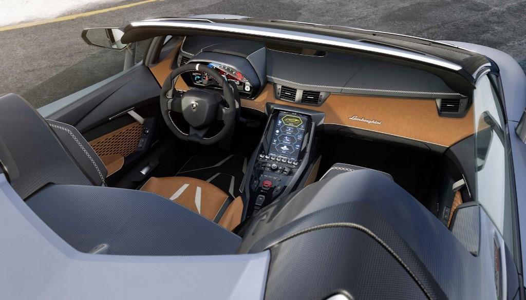 Lamborghini Centenario Roadster 8