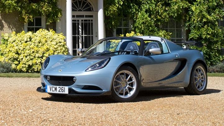 Lotus Elise 250 Special Edition 4