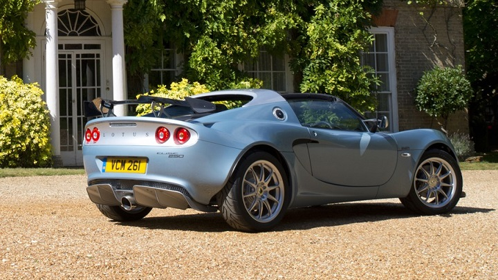 Lotus Elise 250 Special Edition 5