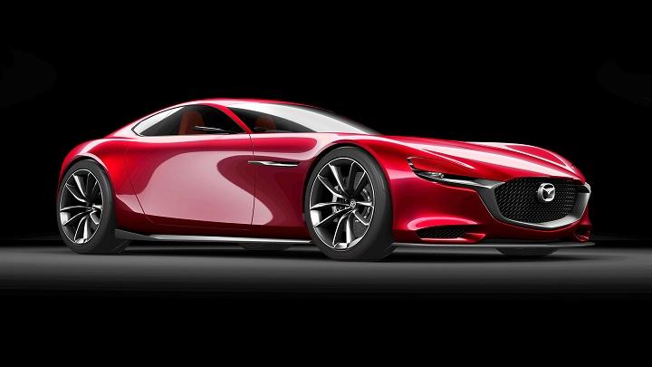 Mazda RX-Vision 1