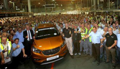 Opel Mokka X Figueruelas