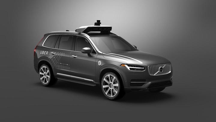 Volvo Cars y Uber