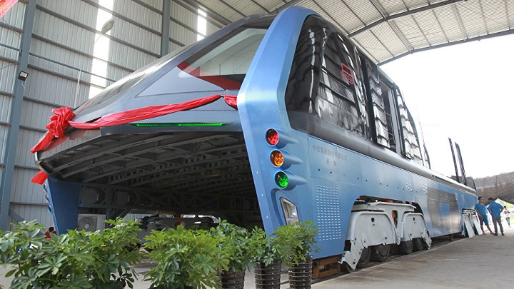 autobus china