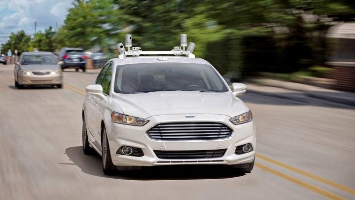 ford coche autonomo