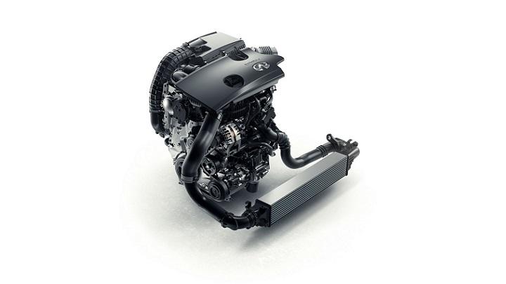 motor Infiniti VC-T 1