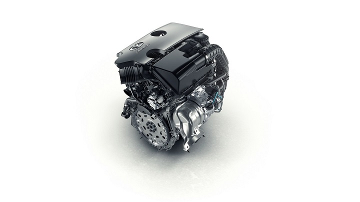 motor Infiniti VC-T 2