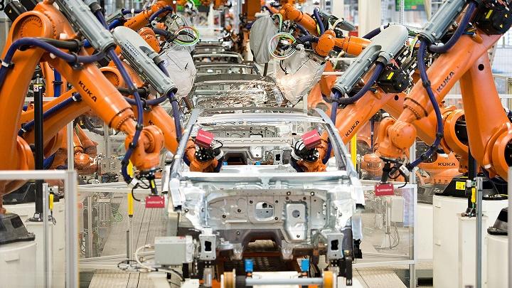 produccion Volkswagen
