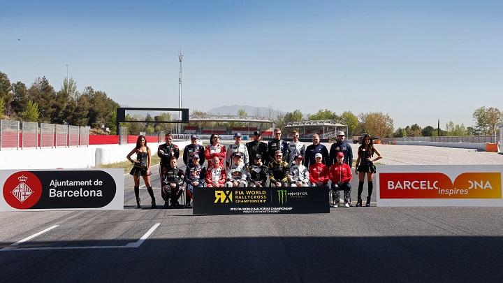 Barcelona Rallycross 2