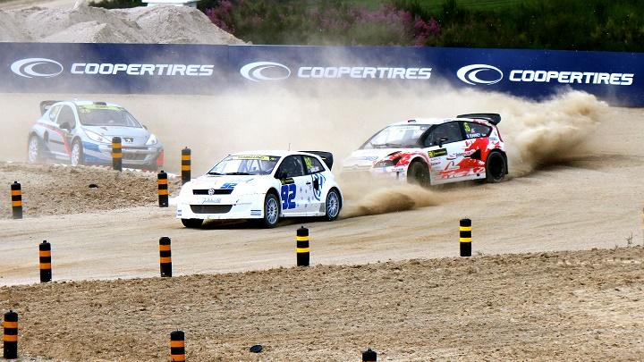 Cooper Tires Rallycross