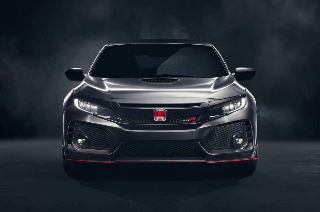 Honda Civic Type R 2017: fotografías oficiales (1/8)