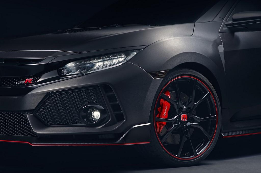 Honda Civic Type R 2017: fotografías oficiales (8/8)