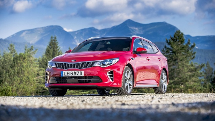 Kia Optima Sportswagon 7