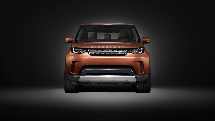 Land Rover Discovery 2017 2