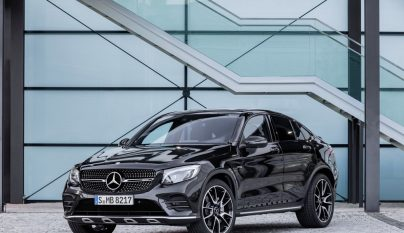 Mercedes-AMG GLC 43 4MATIC Coupe 10