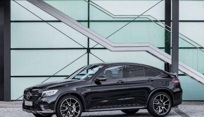 Mercedes-AMG GLC 43 4MATIC Coupe 11