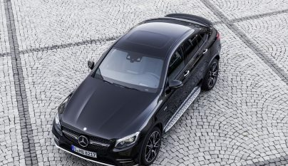 Mercedes-AMG GLC 43 4MATIC Coupe 16