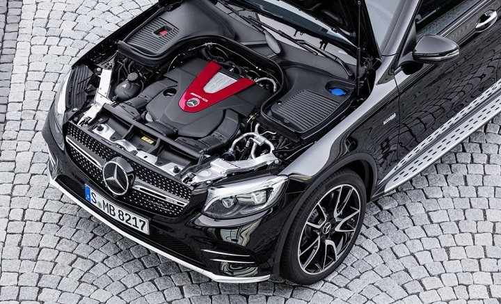 Mercedes-AMG GLC 43 4MATIC Coupe 17