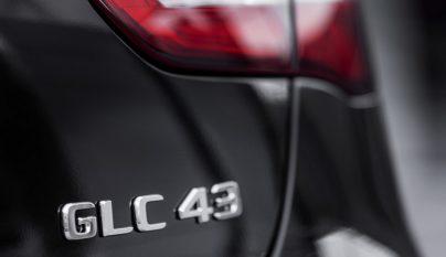 Mercedes-AMG GLC 43 4MATIC Coupe 19