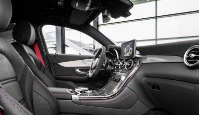 Mercedes-AMG GLC 43 4MATIC Coupe 23