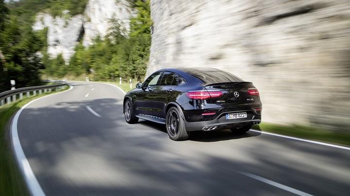 Mercedes-AMG GLC 43 4MATIC Coupe 6