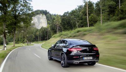 Mercedes-AMG GLC 43 4MATIC Coupe 7