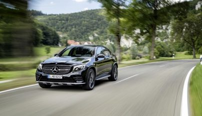 Mercedes-AMG GLC 43 4MATIC Coupe 8